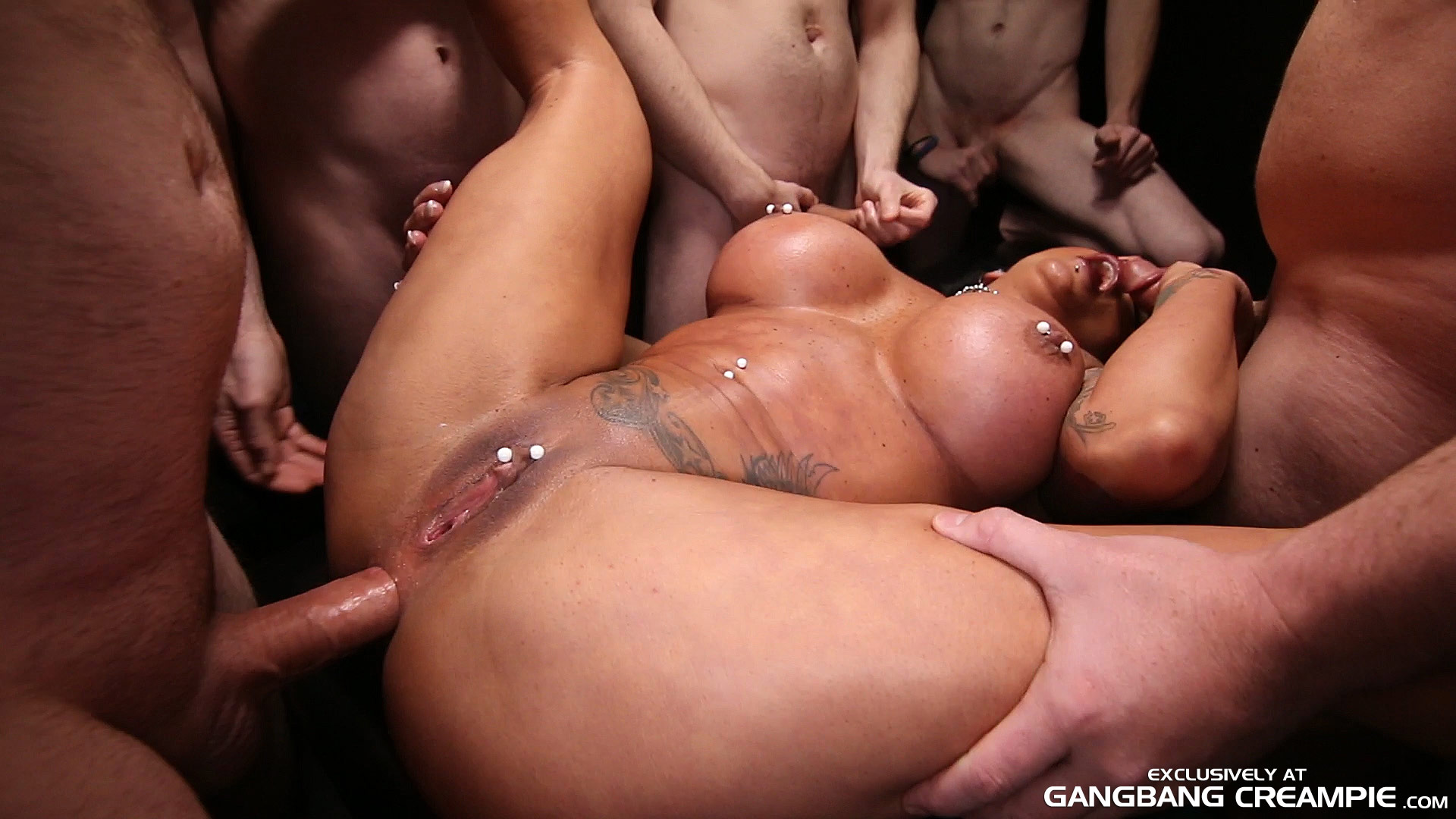 Agree, anal creampie pie gangbang not pleasant